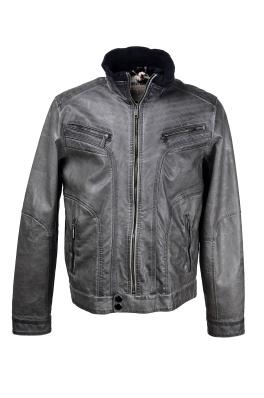 4eabddc64c9 Pánské oděvy   Textilní oděvy   Koženkové bundy