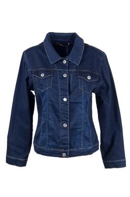 d131aa373ec Dámské oděvy   Textilní oděvy   Bundy jeansové dámské