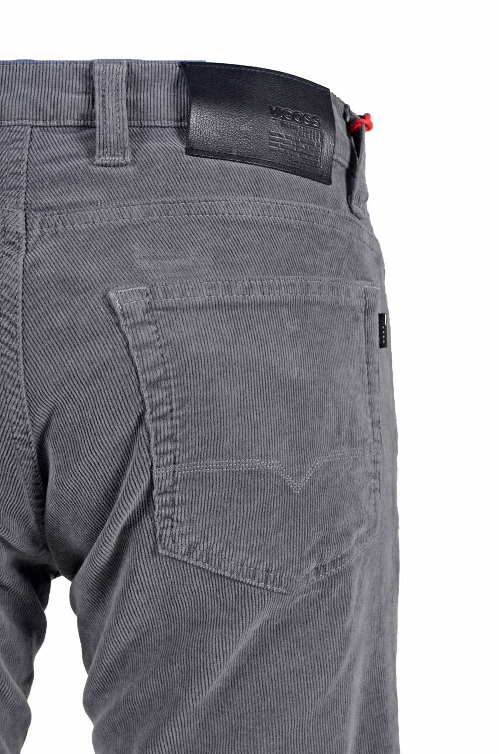 detail pánské manšestrové kalhoty e96cf01063