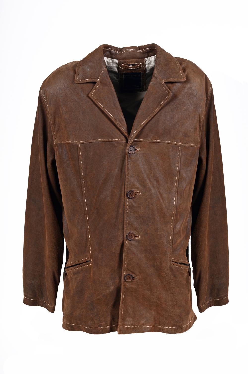 Pánské oděvy   Kožené oděvy   Kožená saka pánská  022f6dfb151