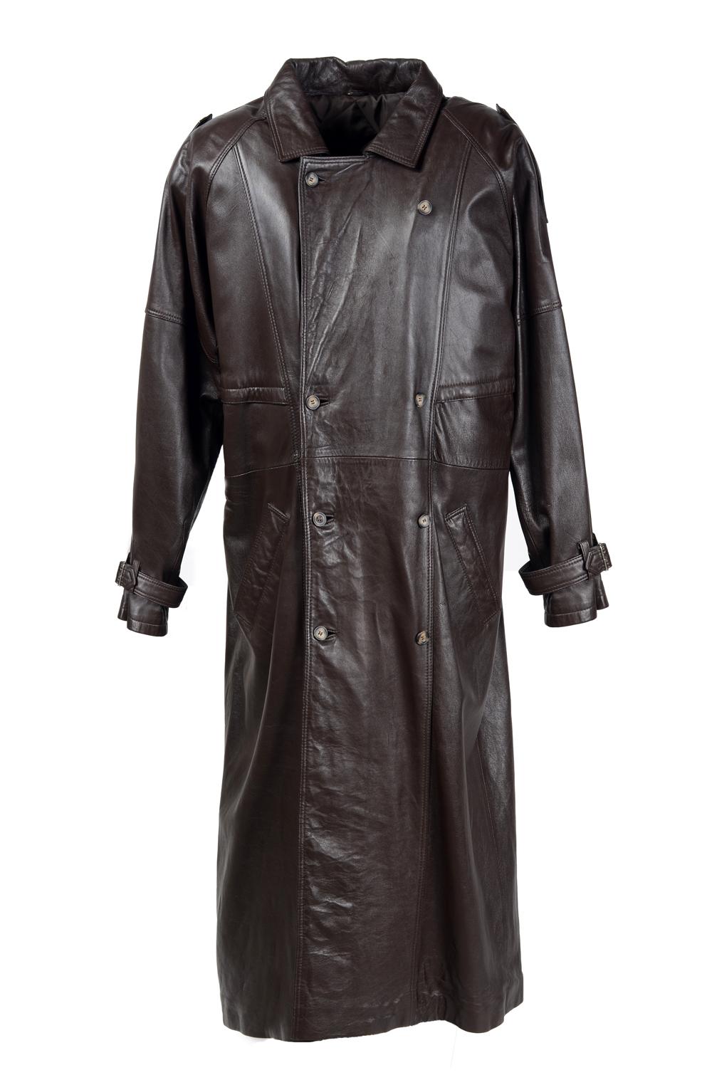 28b0874808c Pánské oděvy   Kožené oděvy   Kožené kabáty