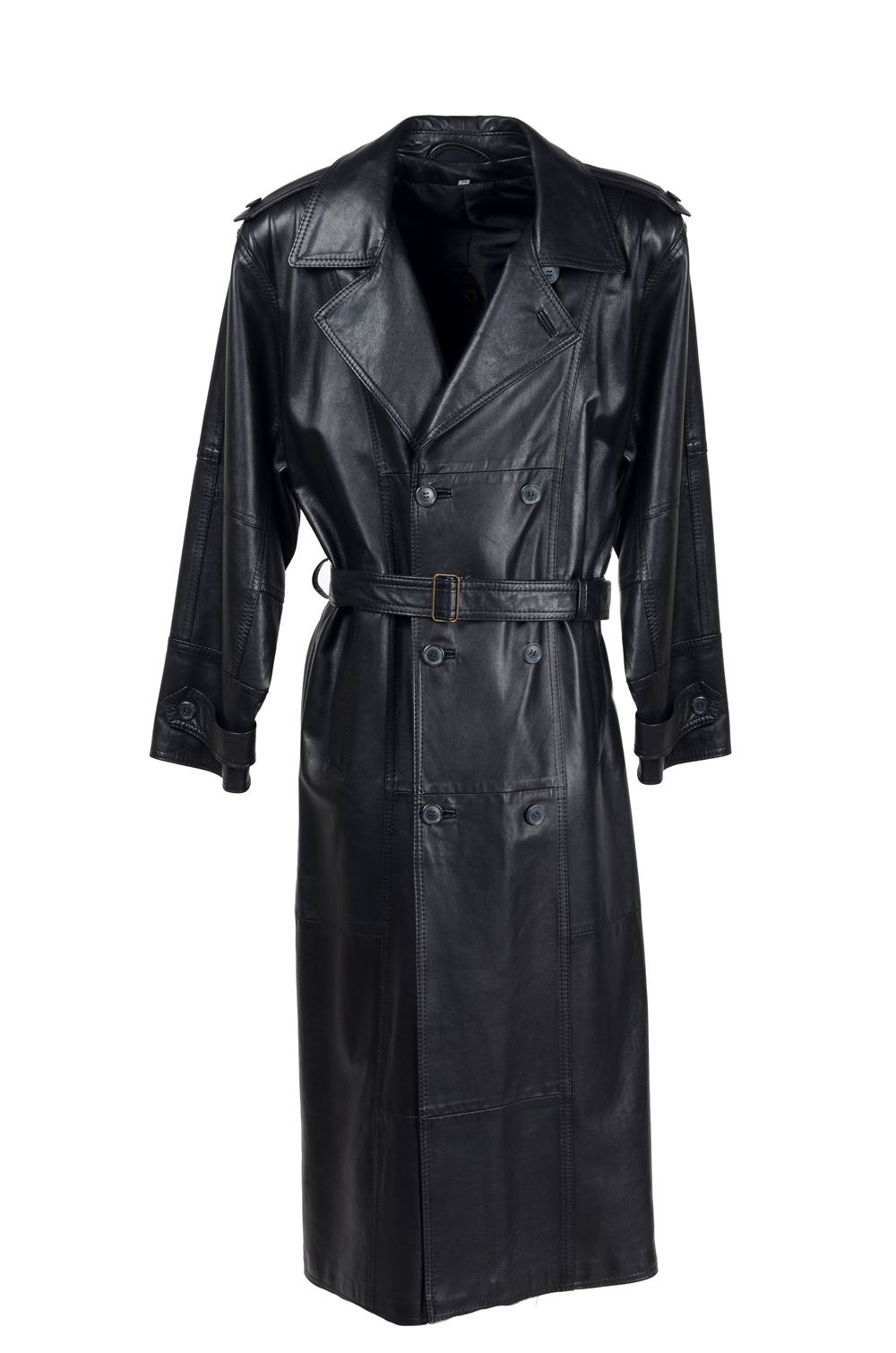 Pánské oděvy   Kožené oděvy   Kožené kabáty  05fde31bc9a