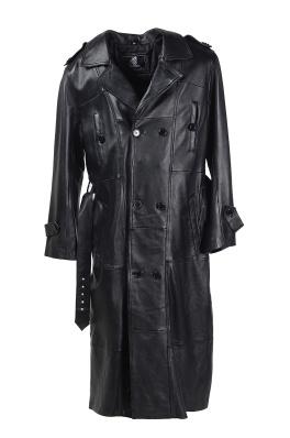 8515bde14c9 Pánské oděvy   Kožené oděvy   Kožené kabáty